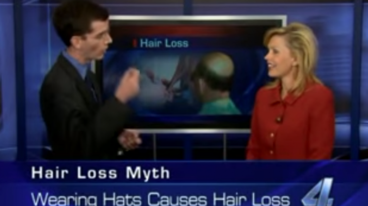 Hair Loss Myths and Hair Loss Treatments